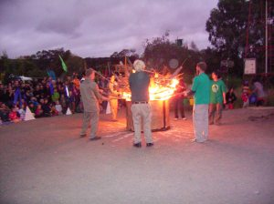 Return of the Sacred Kingfisher festival at CERES